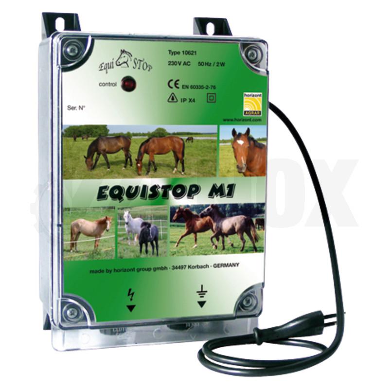 Elektryzator pastwiskowy equiSTOP M1, 230 V